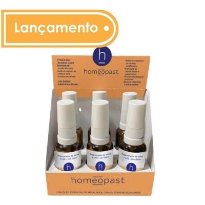 homeopast - SPRAY REPARADOR 30ml - CAIXA COM 6