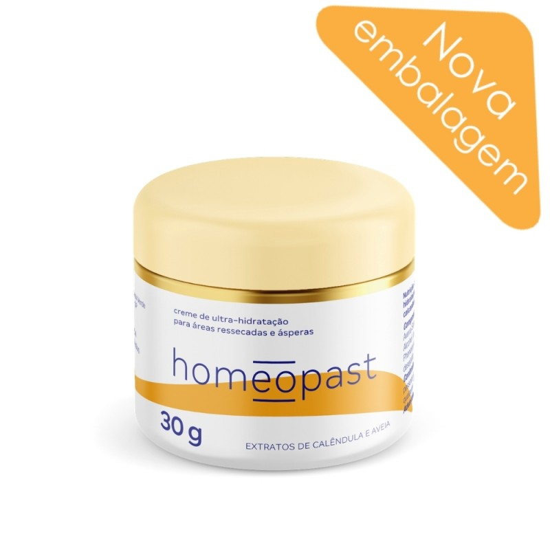 homeopast - ULTRA HIDRATAÇÃO 30g