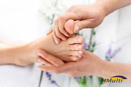 A importância do cuidado com os pés