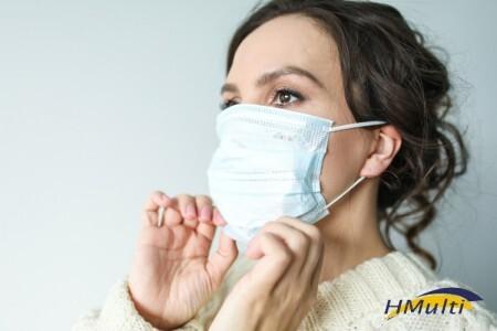 Como respirar melhor usando a máscara?