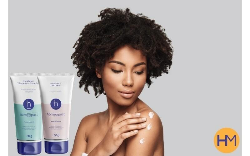 A importância de um hidratante para a sua pele