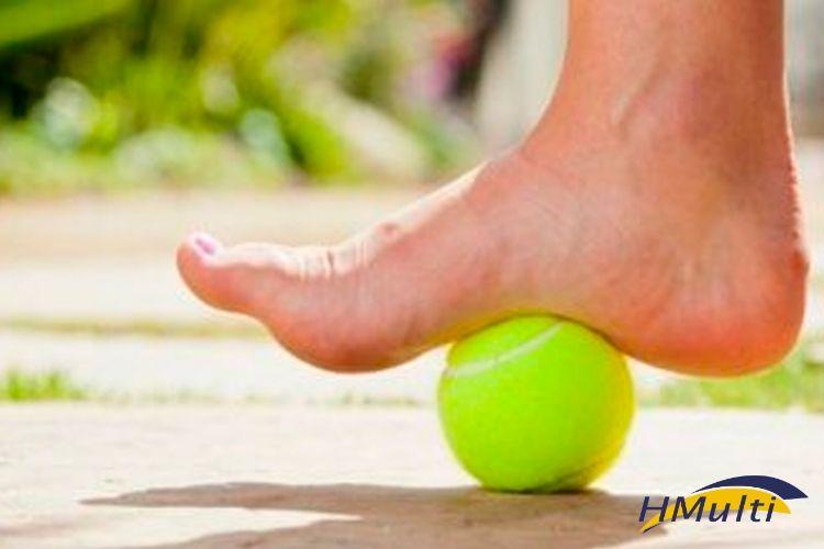 Dores nas solas dos pés?