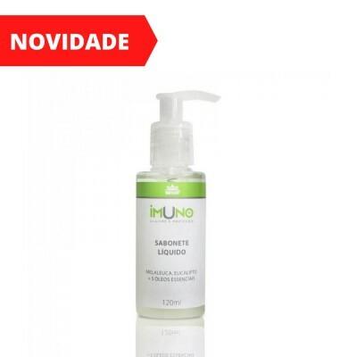 Sabonete Líquido - IMUNO 120ml