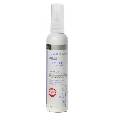 Água Thermal Lavanda WNF - 200ml