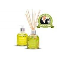 Kit Aromastick e Sabonete Liquido Capim Limão