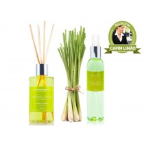 Kit Aroma Stick e Spray Capim Limão