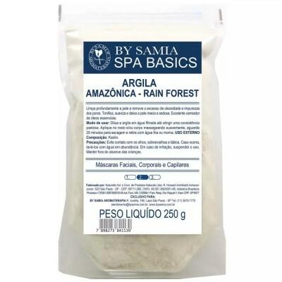 Argila Amazônica - 250 gramas