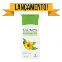 Gel Creme Massageador - Calmavie 140 ml