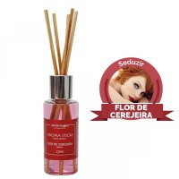 Mini Difusor por varetas Aroma Sticks Aromagia -FLOR DE CEREJEIRA - 120ml